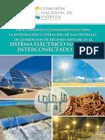 Sistema Eléctrico Nacional Interconectado (SENI)