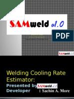 Welding Software :SAMweld Presentation