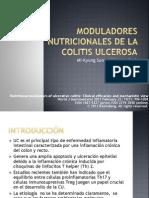 Moduladores Nutricionales de La Colitis Ulcerosa