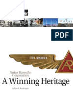 Parker Hannifin a Winning Heritage