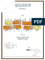 32s Typical Floor Plan by Skyscrapercitycom