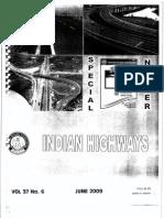 Indian Roads June 2009 Extract