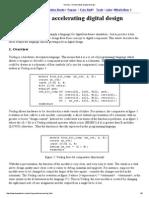 Verilog - Accelerati Ng Digital Design