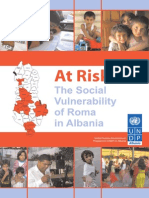 Albanian Roma Report English Reduced