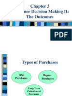 Chapter 3 II Consumer Decision Making 15