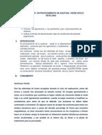 El Desamarizado en Procesamiento de Aceituna Verde Estilo Sevillana