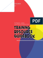 PAHRDF Training Resource Guidebook v1 01