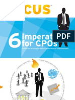 6 imperatives for CPOs