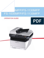Fs-1035mfp Fs-1135mfp End Users Guide Manual Fs-1035