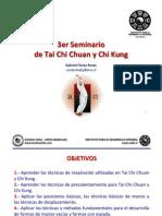 3er Seminario de Tai Chi Chuan y Chi Kung, 26 de julio de 2014