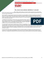 CNR_ Memorie Magnetiche, Nuovo Meccanismo Minimizza i Consumi - Le Scienze