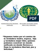 Presentación RGMLP Honduras