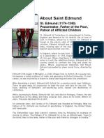 The Story of Saint Edmund