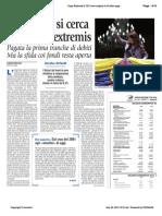 Argentina, si cerca l'intesa in extremis