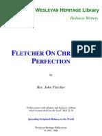 Entire Sanctification Fletcher