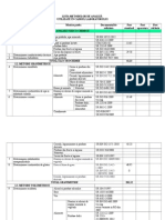 Lista Finala Domenii Si Metode-STAS Ape, Alimente, Furaje
