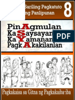 AP Gr. 8 Learning Module Q1