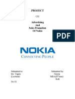 36626579 Project on Nokia