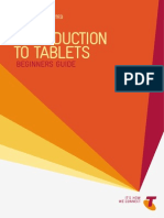 Beginners Intro to Tablets