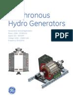 Hydro Generator Brochure