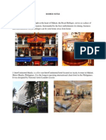 Business Hotels