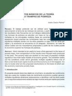 Elementos Básicos de la Teorías de las Trampas de Pobreza..pdf