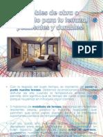 Muebles de Obra o Concreto Para Tu Terraza Resistentes y Durables