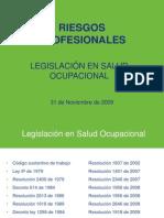 Legislacion Salud Ocupacional.ppt