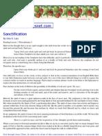 Sanctification - John G. Lakes