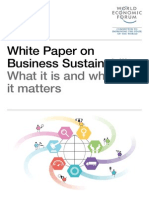 White Paper on Business Sustainability