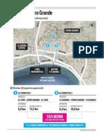 Infografía Teleférico Cerro Grande