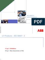 158198497 Fundamentals of Breakers Ppt