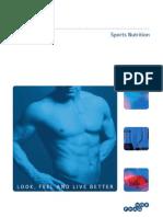 Pycnogenol for Sports Nutrition