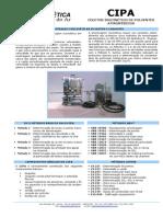 Coletor Isocinético de Poluentes Atmosféricos