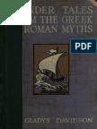 Gladys Davidson - Wonder Tales From the Greek Roman Myths