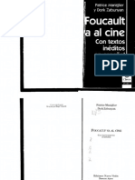 Foucault Va Al Cine