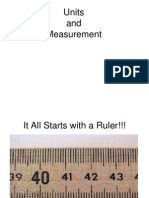 F1 Ppt Units and Measurements