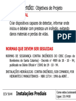 Ppt Ecv Instalações - Inc