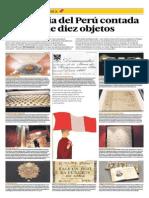 La Historia Del Perú Contada a Través de Diez Objetos