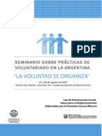 Cascos Blancos - La Voluntad Se Organiza