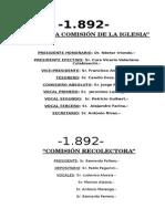 Datos Sobre La Historia i. de San Justo