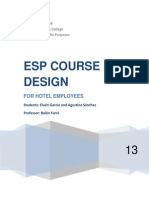 Esp Course Design (2)