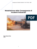 Modellazione conseguenze incidentali