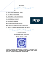 manual de reiki hasta nivel III