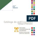 Catalogo EUV 2012