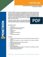 Ficha Tecnica Penetron Admix