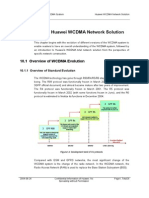 Chapter 10 Huawei WCDMA Network Solution