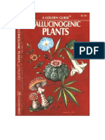 Hallucinogenic Plants, A Golden Guide To