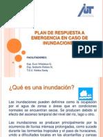 Plan de Respuesta a Emergencia en Caso de Inundaciones Santa Ines Del Sur i 2014