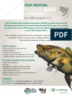 Old Mutual - NBAA Corporate Bass Challenge - 2014